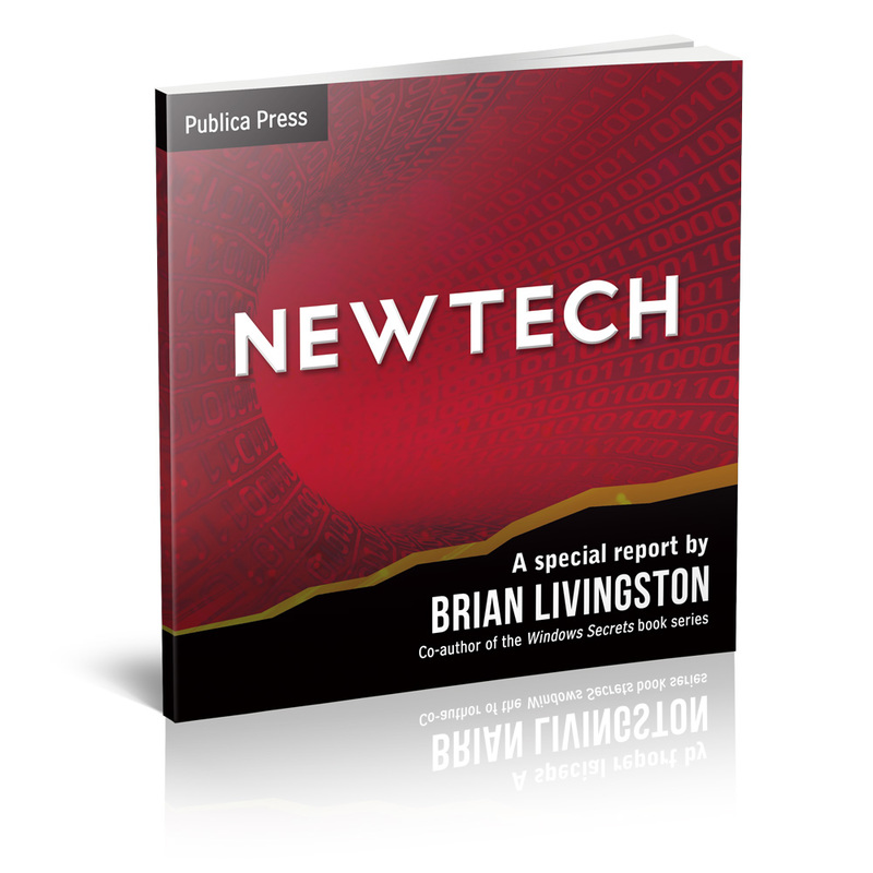 Newtech book cover full